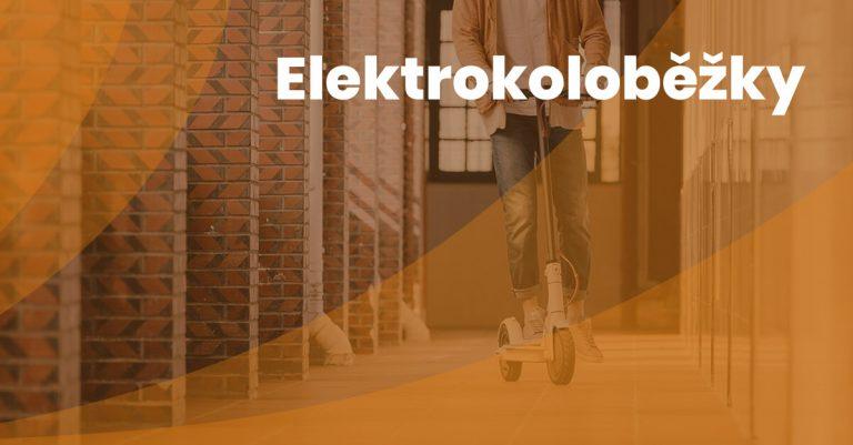2 Elektrokolobezky