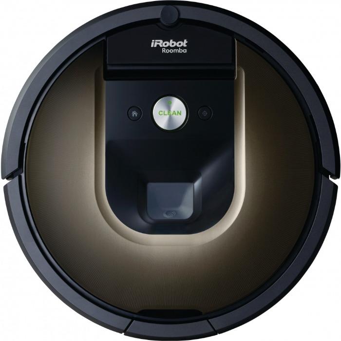 3 Irobot Roomba 980
