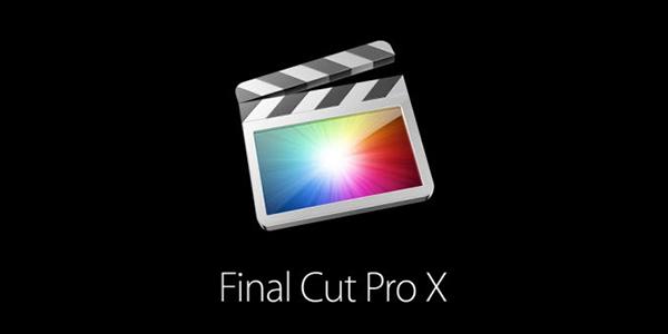 10 Final Cut Pro X