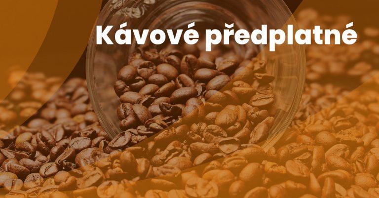 Predplatne Kavy