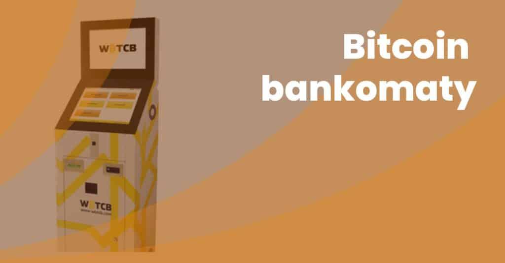 Bitcoin Bankomaty