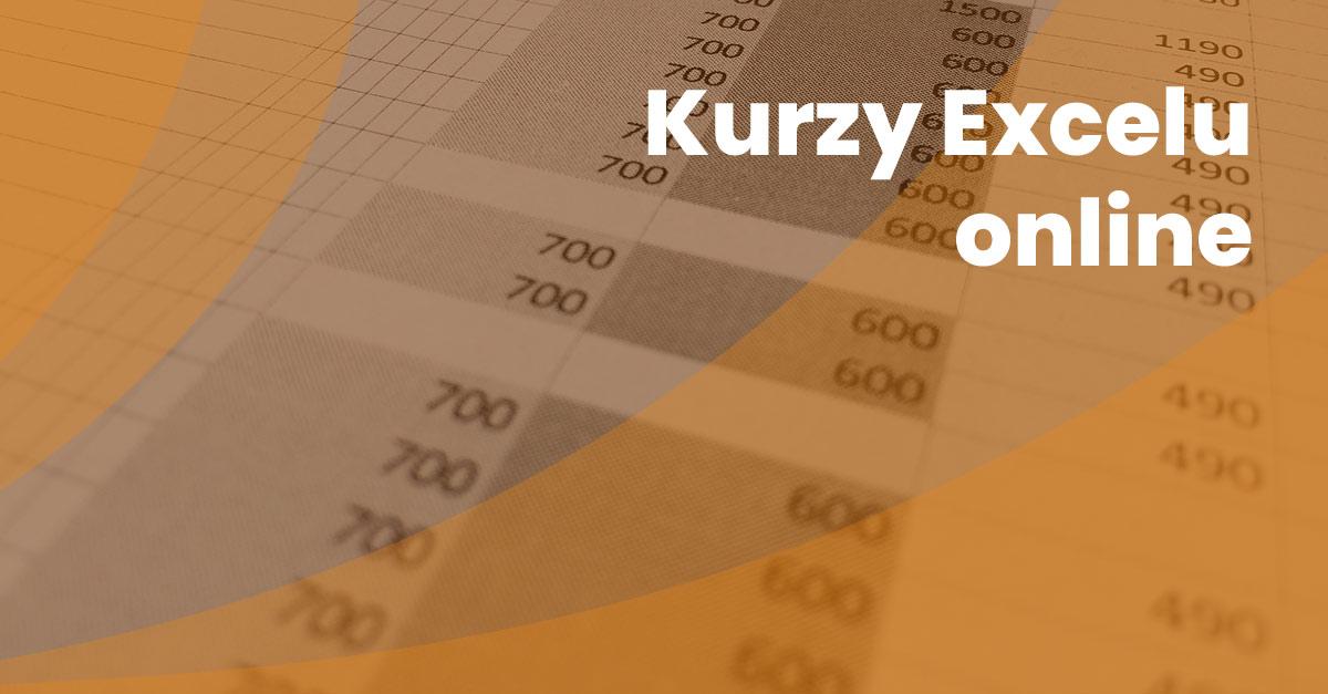 Kurzy Excelu Uvod