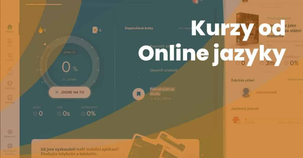 Kurzy Online Jazyky