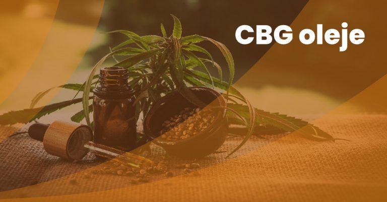 Cbg Oleje